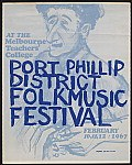 Port Philip Folk Festival 1967