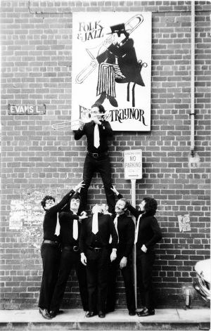 Frank Traynor's Jazz Preachers